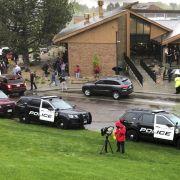 1 Toter und 8 Verletzte nach Schüssen an Schule (Foto)