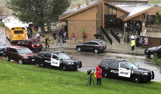 Angriff auf Schule in Colorado