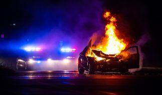 Ein Familienvater aus New York ließ seine Tochter im Auto verbrennen. (Foto)