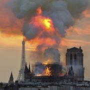 6 Notre-Dame-Helden sollen Studentin vergewaltigt haben (Foto)