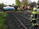 12 Verletzte bei Bahn-Unglück nahe Rendsburg