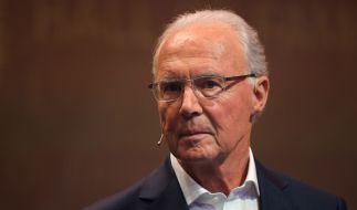 """In einem Interview gestand Franz Beckenbauer, dass er """"nicht mehr der Alte"""" sei. (Foto)"""