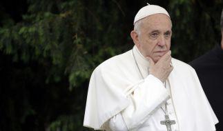 Papst Franziskus hat eine Meldepflicht für sexuellen Missbrauch eingeführt. (Foto)