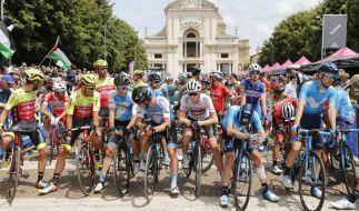 Wer schnappt sich den Sieg beim Giro 2019? (Foto)