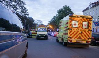 In Dresden sind offenbar zwei Kinder bei einem Familiendrama gestorben. (Foto)
