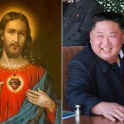 Christlicher Radiosender will Nordkorea mit Jesus-Nachrichten beschallen (Foto)