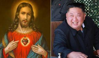 Nordkorea soll mit Jesus-Nachrichten beschallt werden. (Foto)