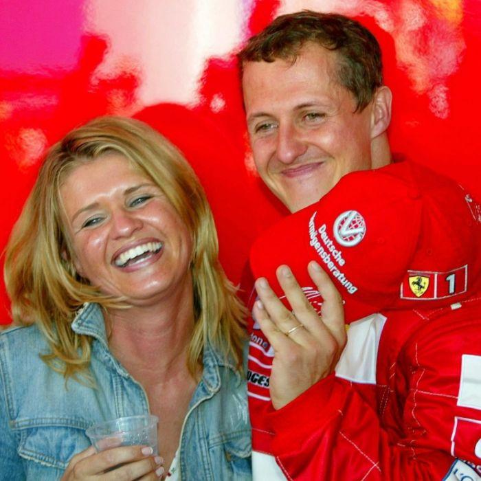 Sensation! Schumi-Ehefrau Corinna bricht ihr Schweigen (Foto)