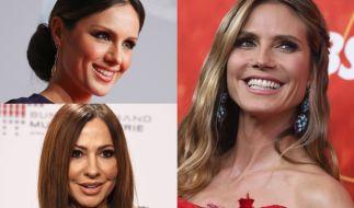 Nazan Eckes, Simone Thomalla und Heidi Klum sind nur drei Promis, die auf Instagram mit Grüßen zum Muttertag aufwarteten. (Foto)