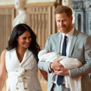 Wie süß! Herzogin Meghan zeigt Baby Archie zum Muttertag (Foto)