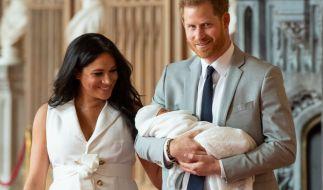 Meghan Markle feiert nach der Geburt von Baby Archie ihren ersten Muttertag. (Foto)