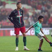 CR7-Junior kickt mit Juventus Turin in Deutschland (Foto)