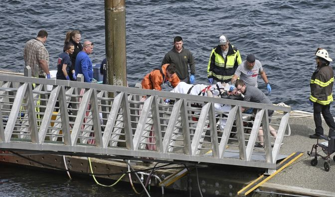 Horror-Crash nahe Alaska