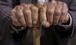 Der vermutlich älteste Mann der Welt ist tot. (Foto)