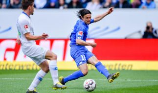 Nico Schulz wechselt von Hoffenheim zu Borussia Dortmund. (Foto)