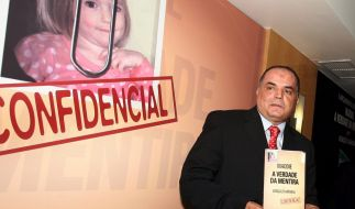 "Goncalo Amaral schrieb das Buch ""Maddie, The Truth of the Lie"" (Foto)"