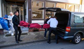 Im Zusammenhang mit dem Passauer Armbrust-Fall haben Ermittler zwei Leichen in Niedersachsen gefunden. (Foto)