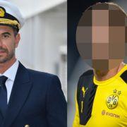 """BVB-Star auf dem ZDF-""""Traumschiff"""" - Fieser Spot auf Twitter! (Foto)"""