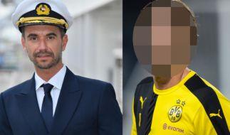 """Traumschiff""""-Kapitän Florian Silbereisen bekommt Unterstützung von einer BVB-Legende. (Foto)"""
