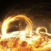 Aufgepasst! DIESER geomagnetische Sturm donnert auf die Erde zu (Foto)