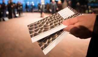 So erkennen Sie gefälschte Tickets. (Foto)