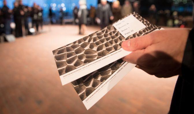 Gefälschte Tickets