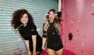 """Ines Anioli und Leila Lowfire gehen zum zweiten Mal auf """"Besser als Sex""""-Tour. (Foto)"""