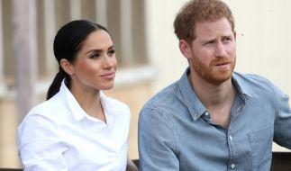 Meghan Markle und Prinz Harry werden sich wohl oder übel an die kurze Leine legen lassen müssen (Symbolbild). (Foto)