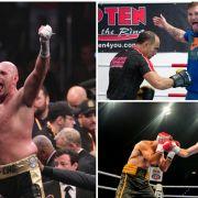 Tyson Fury schlägt Tom Schwarz in zweiter Runde (Foto)