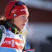 Karriere-Aus mit nur 25 Jahren! Biathlon-Olympiasiegerin hört auf (Foto)