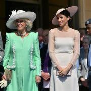 Der erste öffentliche Auftritt von Herzogin Meghan nach ihrer Hochzeit mit Prinz Harry.