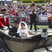 Prinz Harry of Wales hat Meghan Markle geheiratet.