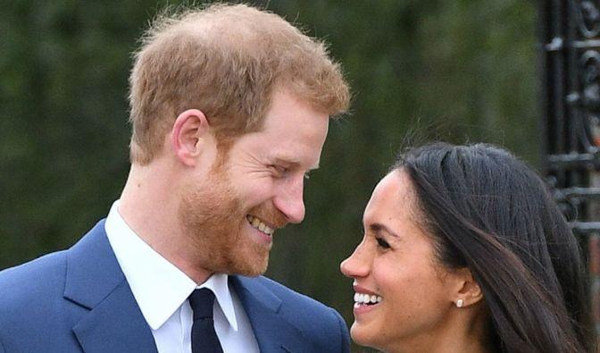 Prinz Harry und Herzogin Meghan.