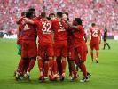 Der FC Bayern München hat sich seinen 29. Meistertitel gesichert. (Foto)