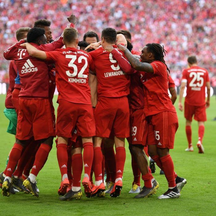 Meisterschaft geglückt! Bayern triumphiert gegen Frankfurt (Foto)