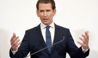 Sebastian Kurz will Innenminister Herbert Kickl entlassen. (Foto)