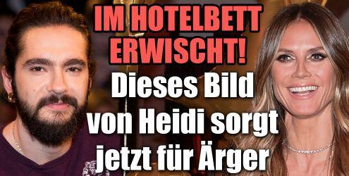 Heidi Klum und Tom Kaulitz (Foto)