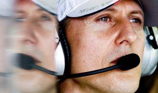 Seit seinem Ski-Unfall lebt Michael Schumacher zurückgezogen. (Foto)