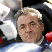 Jean Alesi hat sich über Michael Schumacher geäußert.