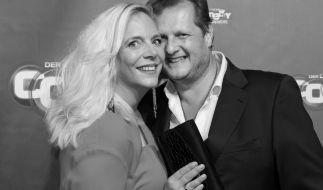 Daniela Büchner und ihr Mann Jens Büchner. (Foto)