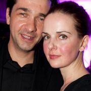 Andreas Elsholz ist mit Denise Zich verheiratet. (Foto)