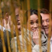 Enthüllt! IHM warf sich Meghan vor Prinz Harry an den Hals (Foto)