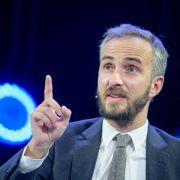 Anspielung auf Strache-Video - Ließ Böhmermann die Bombe platzen? (Foto)