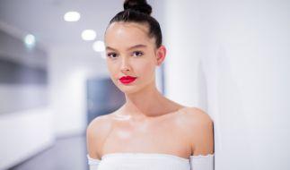 """Cäcilia Zimmer aus Freiburg im Breisgau ist mit 19 Jahren die jüngste Finalistin bei """"Germany's Next Topmodel"""" 2019. (Foto)"""