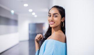 """Sayana ist eine von drei Finalistinnen bei """"Germany's Next Topmodel"""" 2019. (Foto)"""