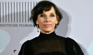"""Schauspielerin Meret Becker wird ihre Rolle als """"Tatort""""-Kommissarin Nina Rubin an den Nagel hängen. (Foto)"""