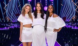 "Simone, Cäcilia und Sayana waren die Finalistinnen bei ""Germany's Next Topmodel"" 2019. (Foto)"