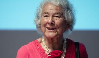 Schriftstellerin Judith Kerr ist im Alter von 95 Jahren verstorben. (Foto)