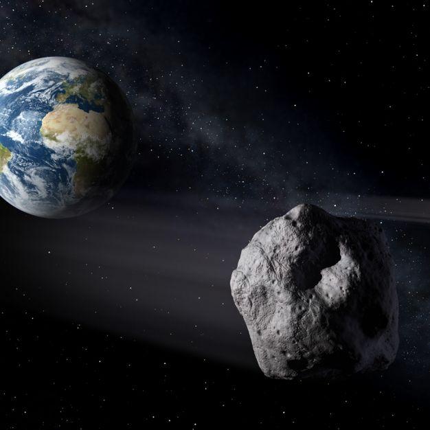 1,3 Kilometer Durchmesser! Mega-Brocken auf Erdkurs (Foto)