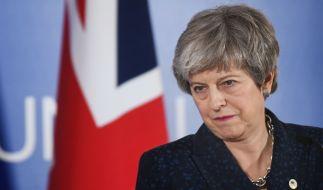 Theresa May hat ihren Rücktritt bekannt gegeben. (Foto)